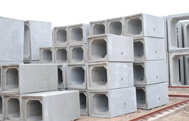 Cống hộp bê tông đúc sẵn H600x600