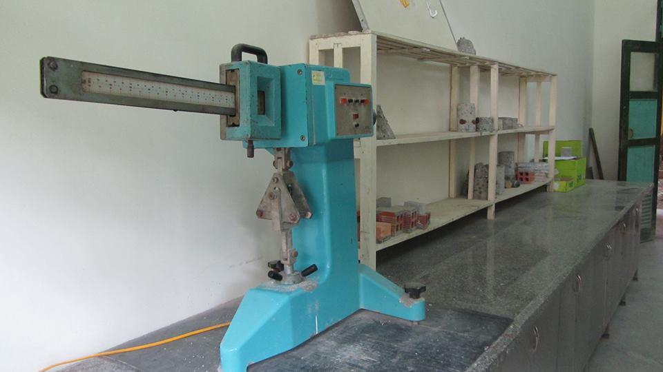 Máy thí nghiệm phục vụ thí nghiệm bê tông cống