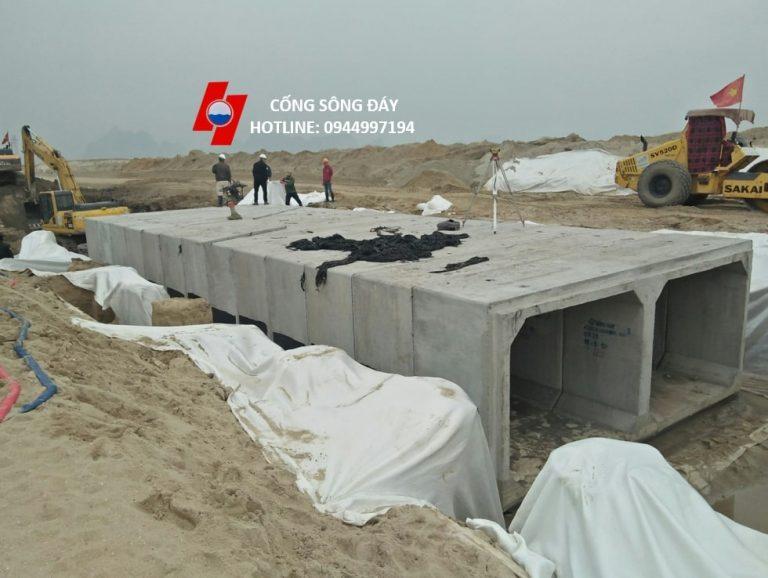 Dự án đường bao biển Bãi Cháy- Quảng Ninh