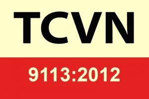 tieu chuan quoc gia TCVN 9113 2012